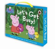Peppa Pig Let's Get Busy Carry Case,
