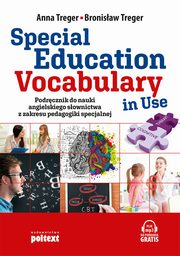 Special Education Vocabulary in use, Anna Treger, Bronisław Treger